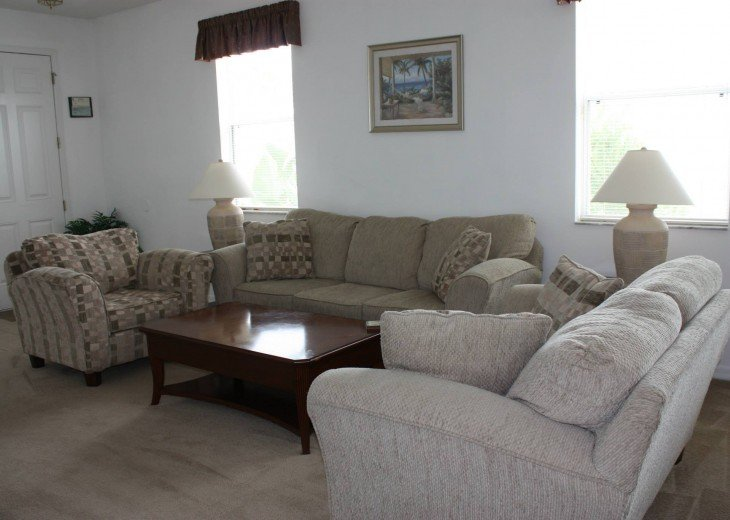 DISNEY VILLA - 4 BEDROOMS, 3 BATHROOMS, PRIVATE POOL/SPA, GAMES ROOM. #9
