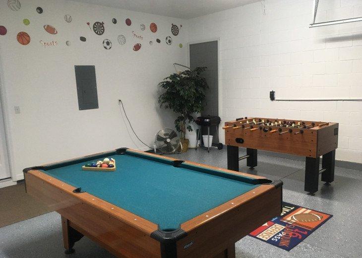DISNEY VILLA - 4 BEDROOMS, 3 BATHROOMS, PRIVATE POOL/SPA, GAMES ROOM. #21
