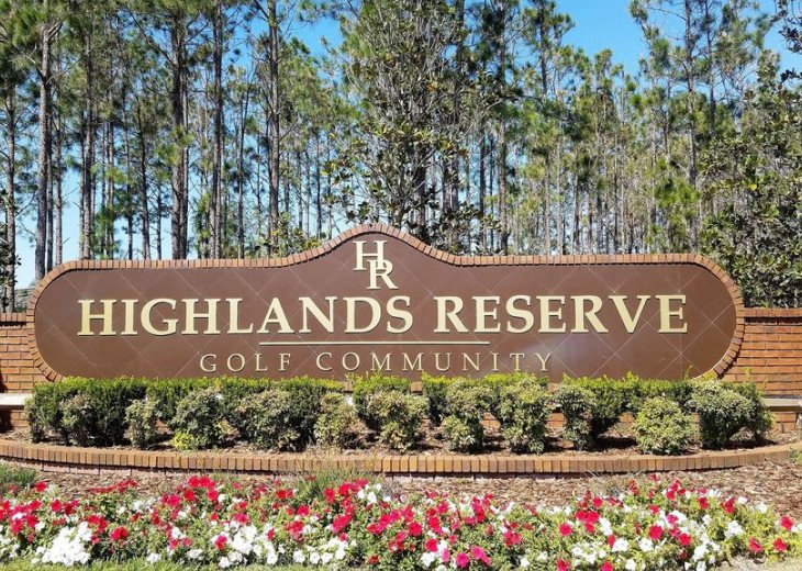 Villa with Golf Course View 4BR 3Bth Own Pool, Games room, 20 mins to Disney #18