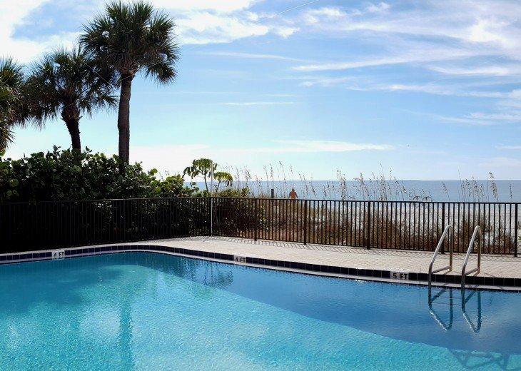 Pool - Right by Beach/Gulf