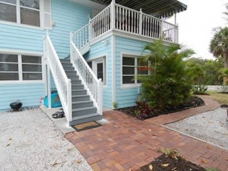"""Dolphin"""" 378 Canal Rd. Just a short walk to the beach and Village #1"""