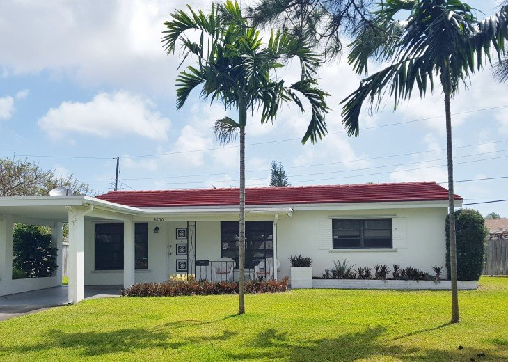 Fort Lauderdale - Charming House Near Beach and Shopping #2