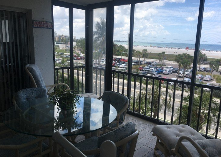 Crescent Royale 4B Gulf and Siesta Key Beach View #7