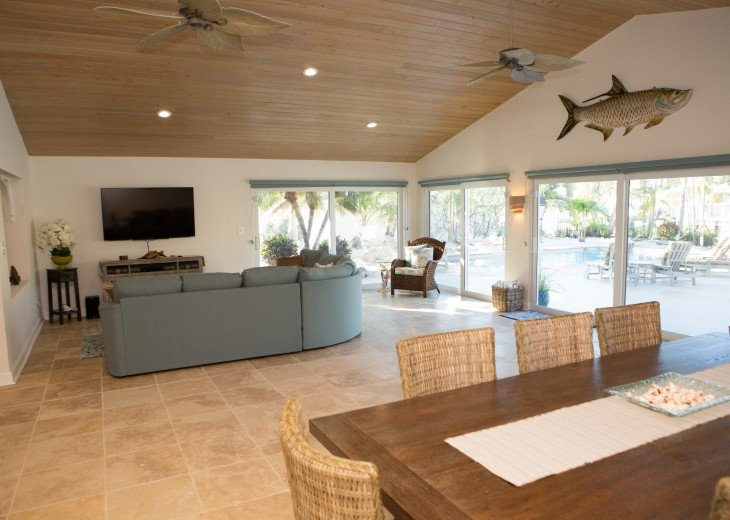 Privacy On Sombrero Beach With Heated Pool, Deep Water Dock, Ocean View #12