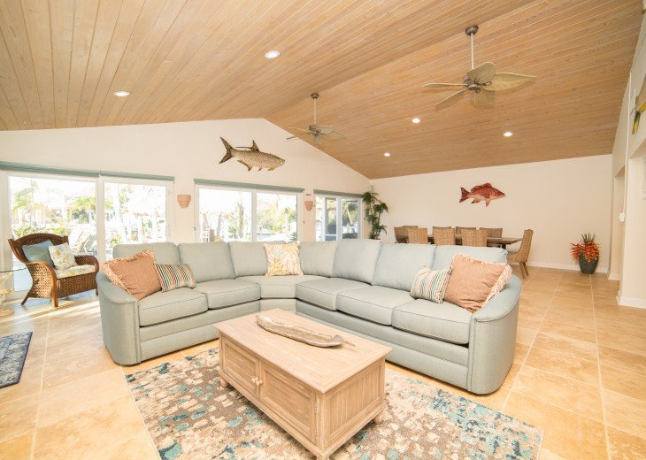 Privacy On Sombrero Beach With Heated Pool, Deep Water Dock, Ocean View #14