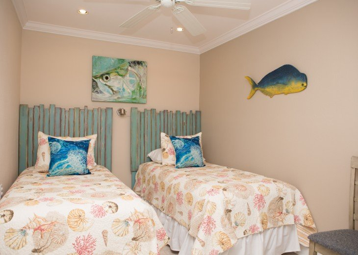 Privacy On Sombrero Beach With Heated Pool, Deep Water Dock, Ocean View #27