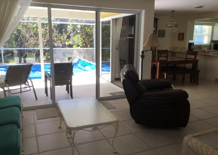 Siesta Key Beach Private Pool Home #6