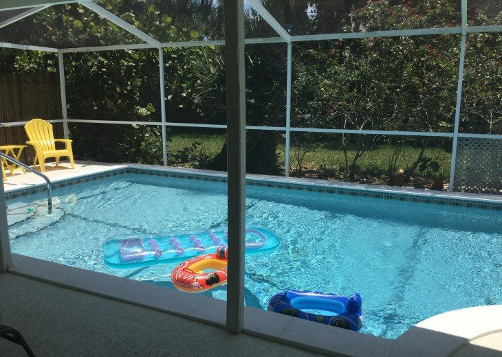 Siesta Key Beach Private Pool Home #25