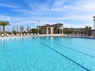 Luxury 4BR 3Bth Champions Gate Townhouse w/ Splash Pool -CG1588 #1