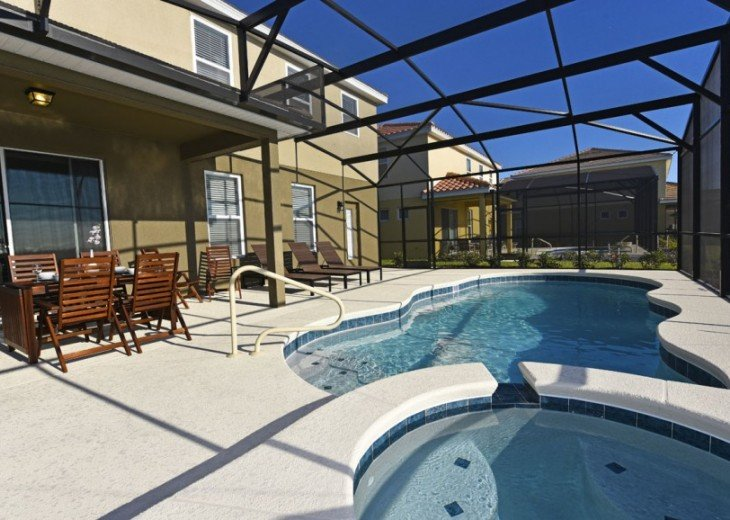 Beautiful 5BR 4.5Bth Solterra Resort Home w/ Private Pool -SR5411 #19