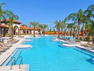 Beautiful 5BR 4.5Bth Solterra Resort Home w/ Private Pool -SR5411 #1