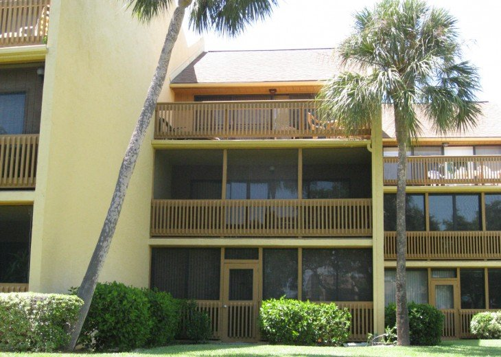 Midnight Cove II Bayside #734 Beautiful top floor condo overlooks bay #35