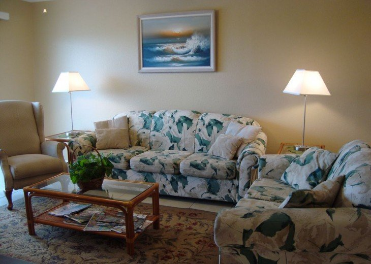Madeira Gulf-View Condo across from John's Pass Village - Ask About Specials!!! #4