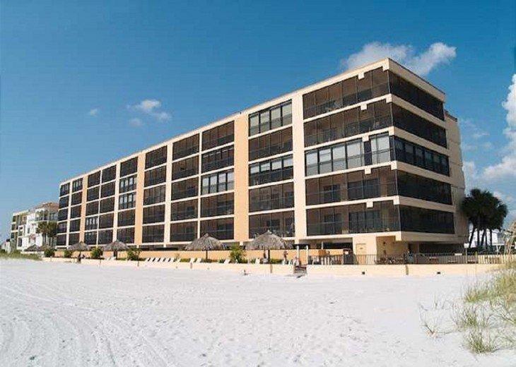 Building beach view
