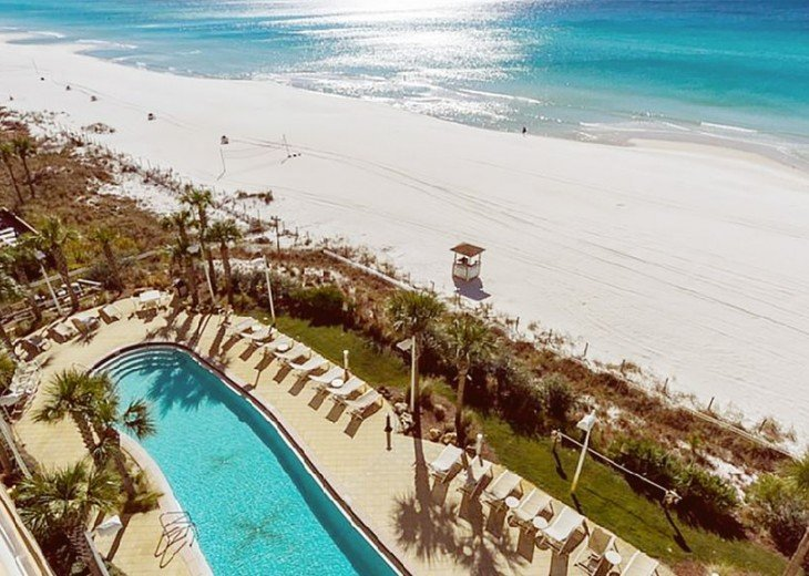 BEACH FRONT-CALYPSO-FREE BEACH CHAIRS-FREE VIP PARKING #16