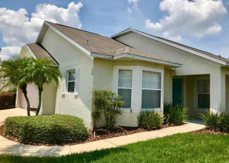 Terrific 4 Bedroom Villa Rental In Davenport Fl Orlando Villa Home Interior And Landscaping Mentranervesignezvosmurscom