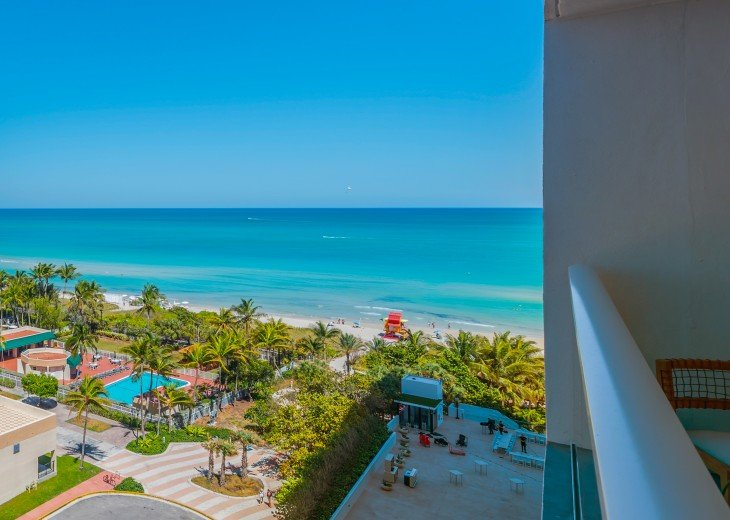 1 Bedroom Ocean View Condo within Luxurious Hotel - 1007 #17