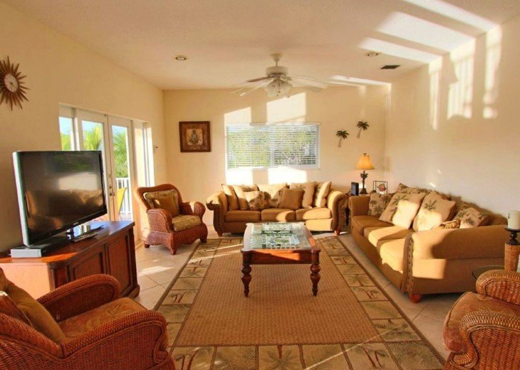 Five Bedroom Pool home with Boat Slip in Marina..... Your Florida Keys Getaway! #12