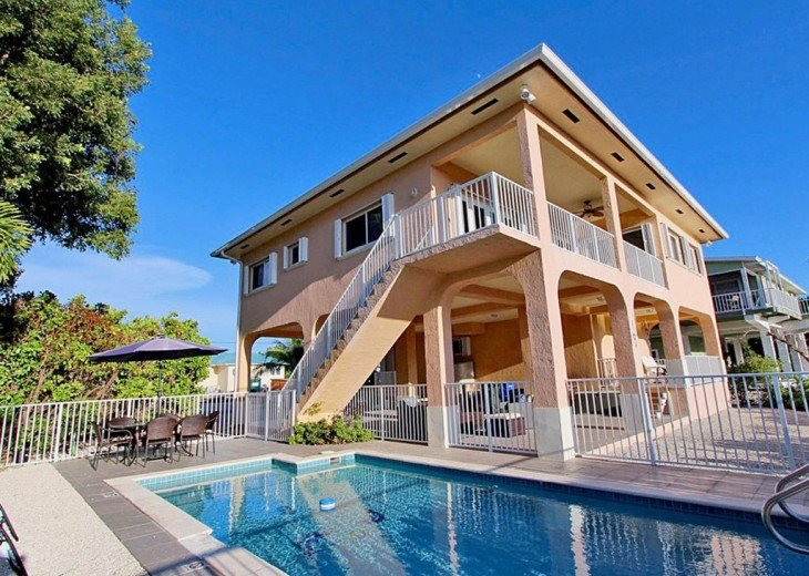Five Bedroom Pool home with Boat Slip in Marina..... Your Florida Keys Getaway! #4
