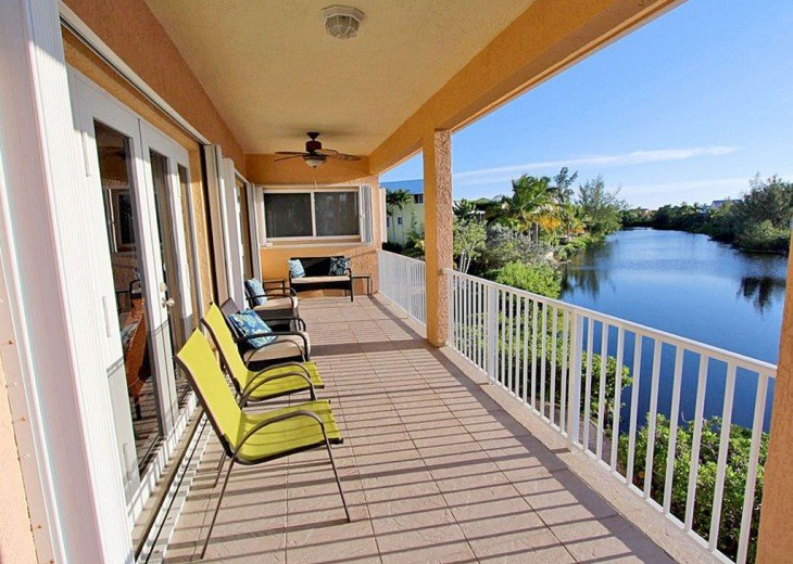 Five Bedroom Pool home with Boat Slip in Marina..... Your Florida Keys Getaway! #9
