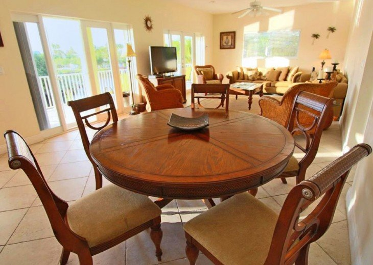 Five Bedroom Pool home with Boat Slip in Marina..... Your Florida Keys Getaway! #13