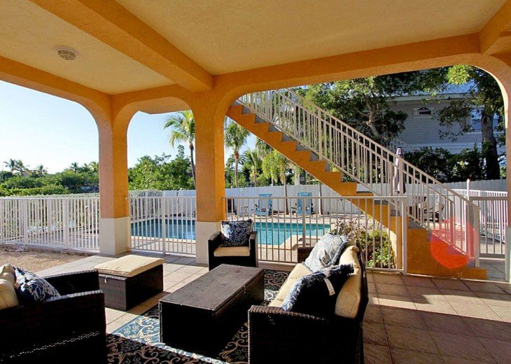 Five Bedroom Pool home with Boat Slip in Marina..... Your Florida Keys Getaway! #3