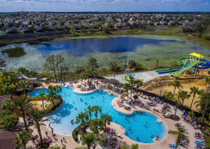 Disney Adventure Villa at Windsor Hills Resort Sleeps up 16* #51