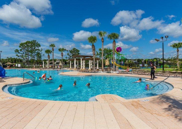 Disney Adventure Villa at Windsor Hills Resort Sleeps up 16* #48