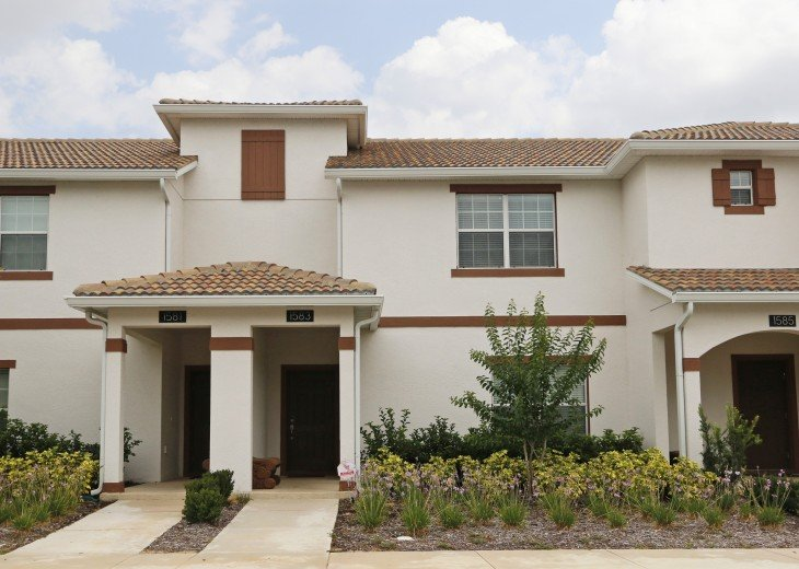 Champions Gate Resort Townhome Minutes from Disney World #19