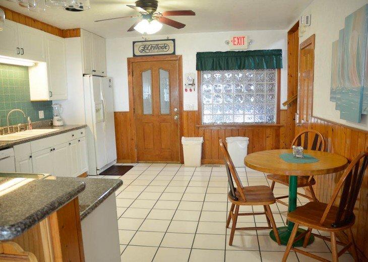 ST AUGUSTINE BEACH DIRECT OCEANFRONT BEACH HOUSE SLPS 2-8 or 12 fr $199 NIGHT #14