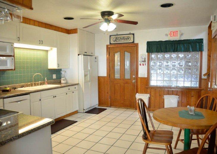 ST AUGUSTINE BEACH DIRECT OCEANFRONT BEACH HOUSE SLPS 2-8 or 12 fr $199 NIGHT #15