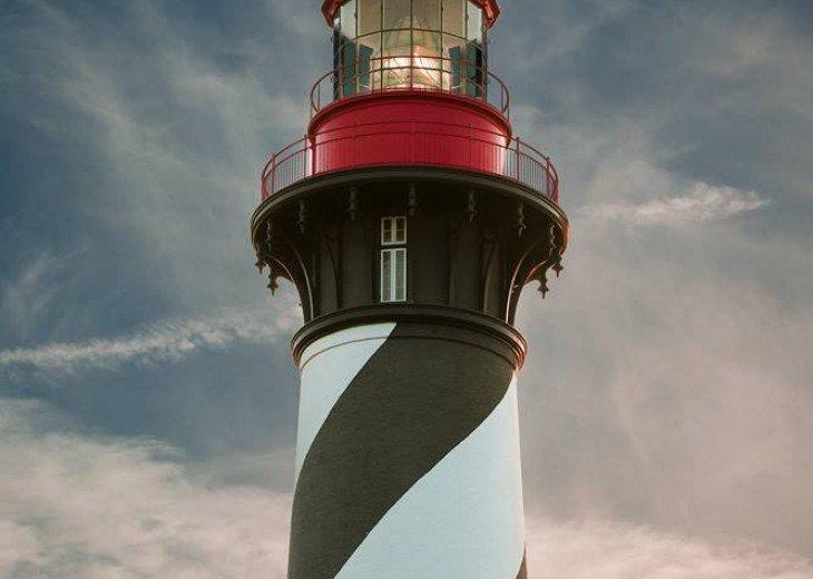 ST AUGUSTINE BEACH DIRECT OCEANFRONT BEACH HOUSE SLPS 2-8 or 12 fr $199 NIGHT #33