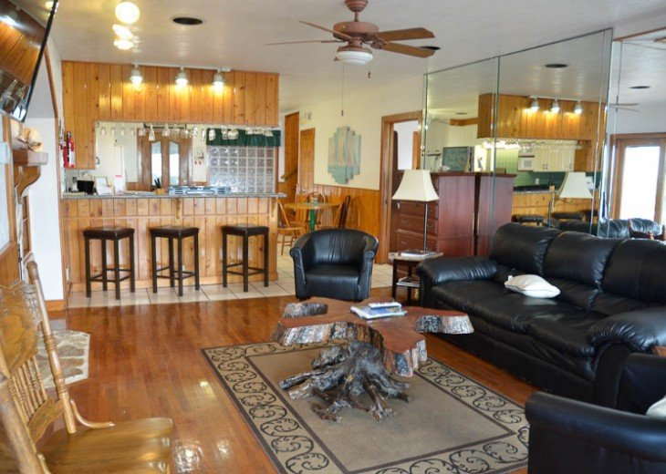 ST AUGUSTINE BEACH DIRECT OCEANFRONT BEACH HOUSE SLPS 2-8 or 12 fr $199 NIGHT #18
