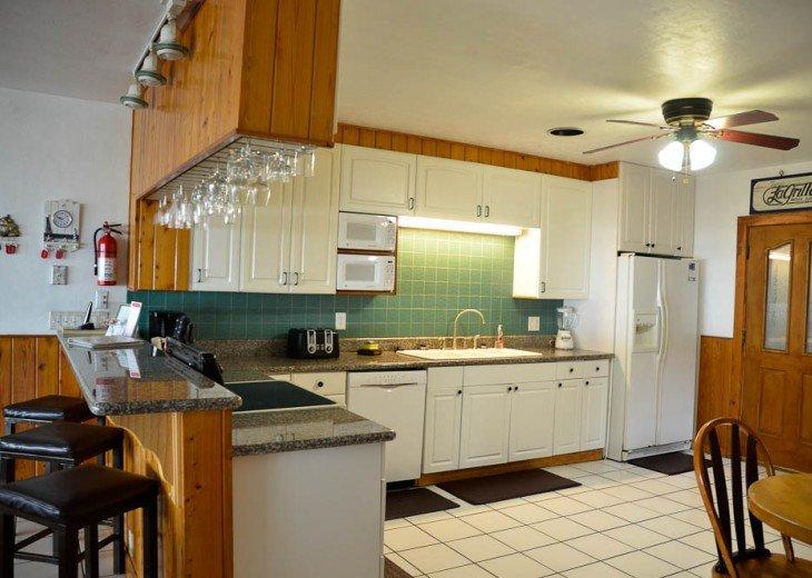 ST AUGUSTINE BEACH DIRECT OCEANFRONT BEACH HOUSE SLPS 2-8 or 12 fr $199 NIGHT #12