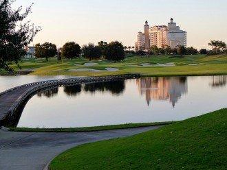 Family Friendly Golf View Home, South Facing Pool & Tiki Bar #1