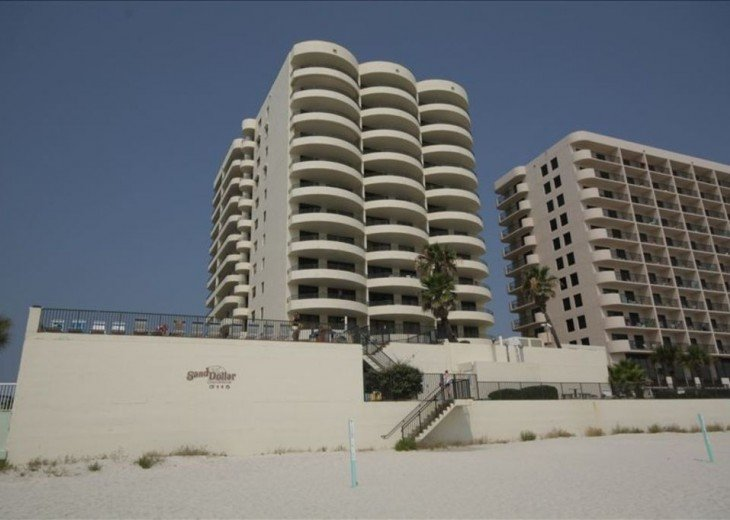 Direct Oceanfront. Largest Balcony in Daytona Beach!! #13