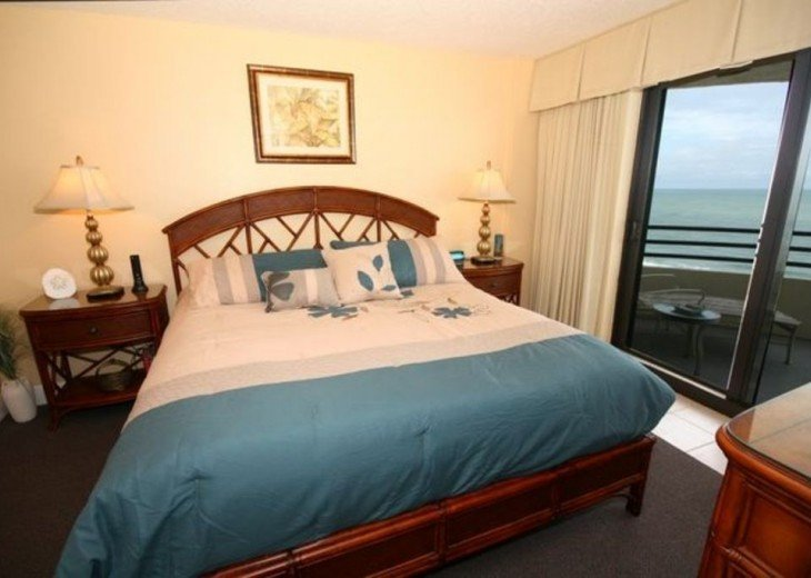 Direct Oceanfront. Largest Balcony in Daytona Beach!! #5