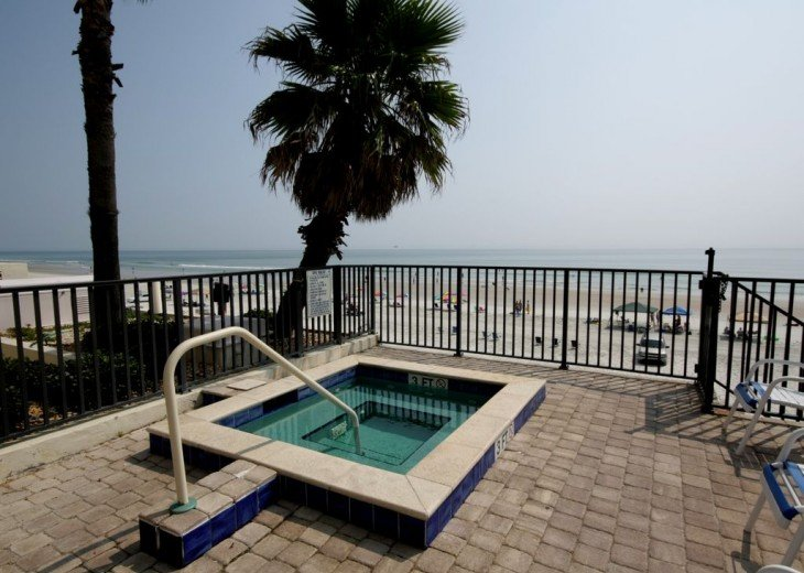Direct Oceanfront. Largest Balcony in Daytona Beach!! #17