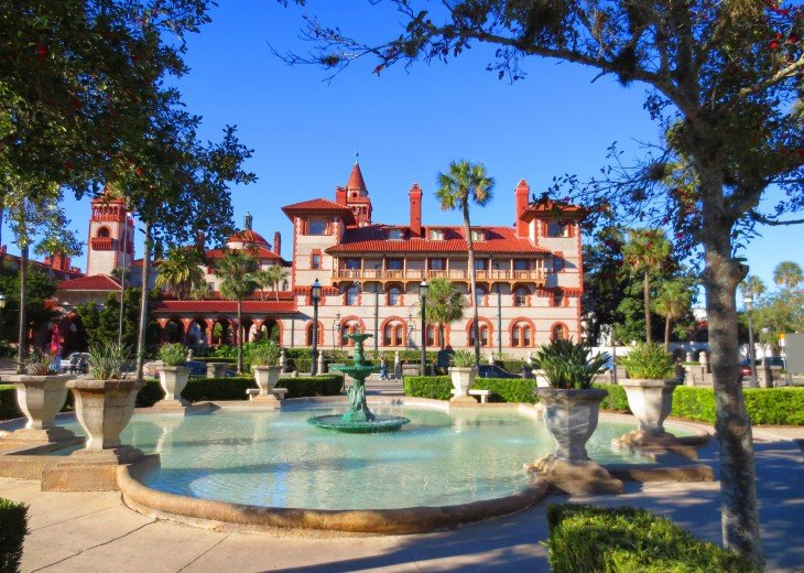 Tour the famous Flagler College downtown St. Augustine, FL