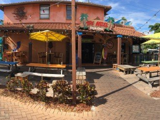 Lots of wonderful restaurants in Siesta Village only 0.8 miles away!