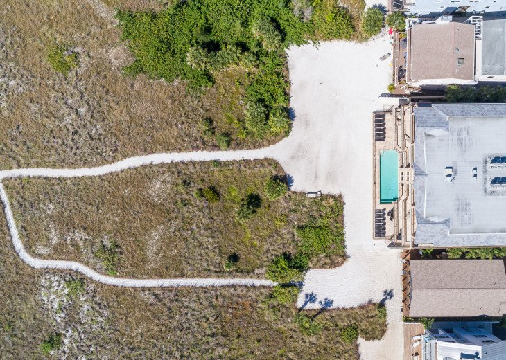 The Seascape – 8BR/9BA Beachfront, Heated Shared Pool, Private Access to Beach #119