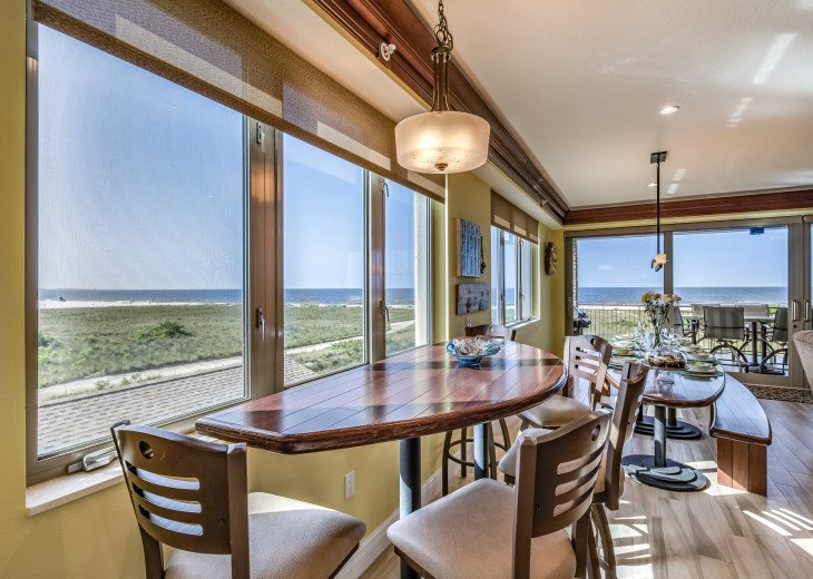 The Seascape – 8BR/9BA Beachfront, Heated Shared Pool, Private Access to Beach #25