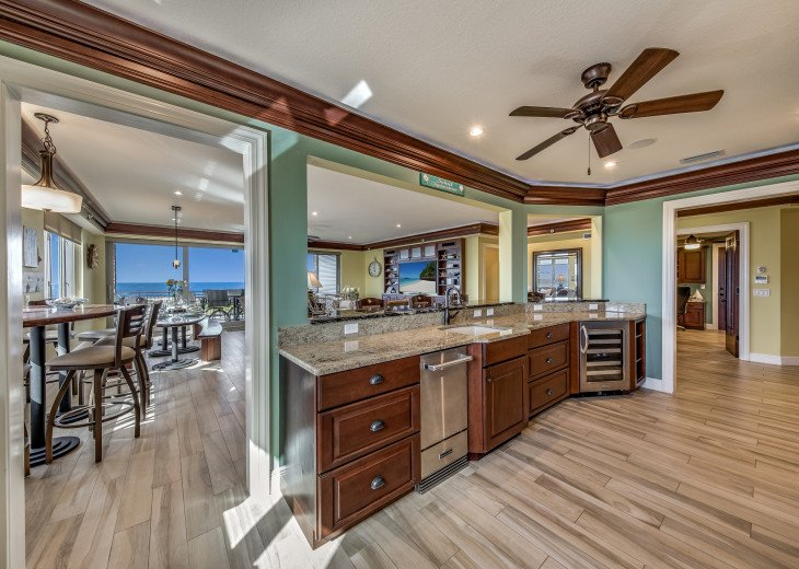 The Seascape – 8BR/9BA Beachfront, Heated Shared Pool, Private Access to Beach #31