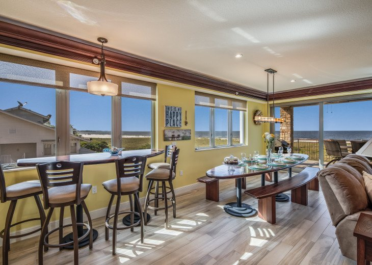 The Seascape – 8BR/9BA Beachfront, Heated Shared Pool, Private Access to Beach #19