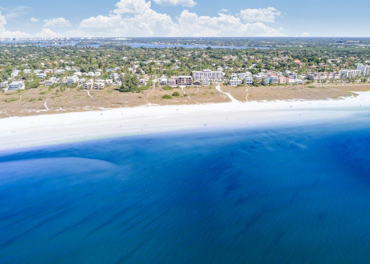 The Seascape – 8BR/9BA Beachfront, Heated Shared Pool, Private Access to Beach #126
