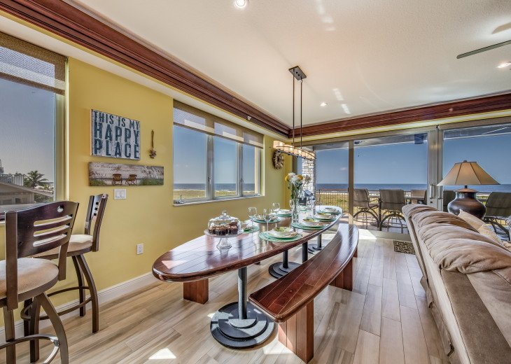 The Seascape – 8BR/9BA Beachfront, Heated Shared Pool, Private Access to Beach #20