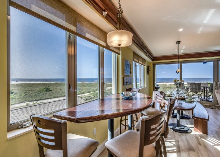 The Seascape – 8BR/9BA Beachfront, Heated Shared Pool, Private Access to Beach #21