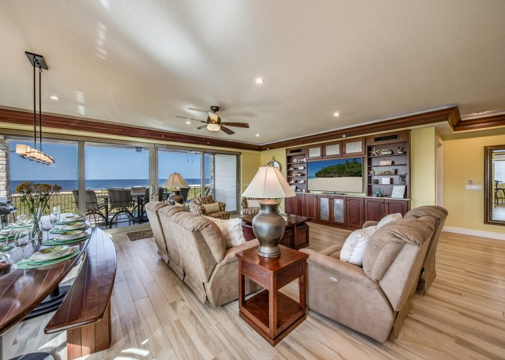 The Seascape – 8BR/9BA Beachfront, Heated Shared Pool, Private Access to Beach #13