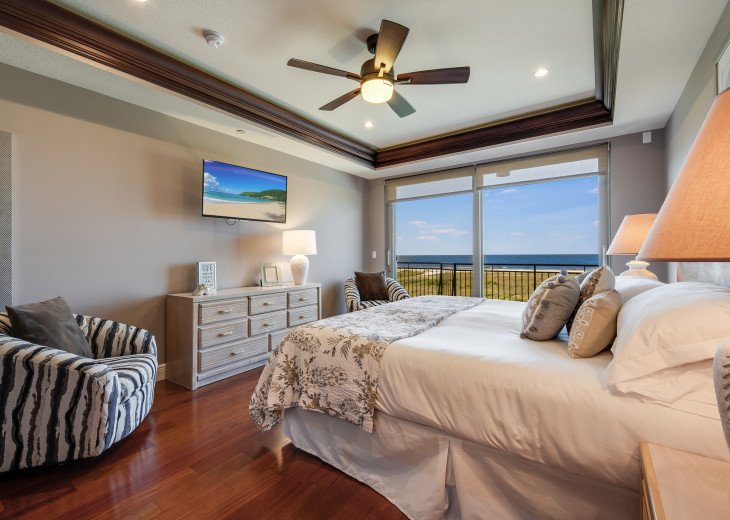 The Seascape – 8BR/9BA Beachfront, Heated Shared Pool, Private Access to Beach #42