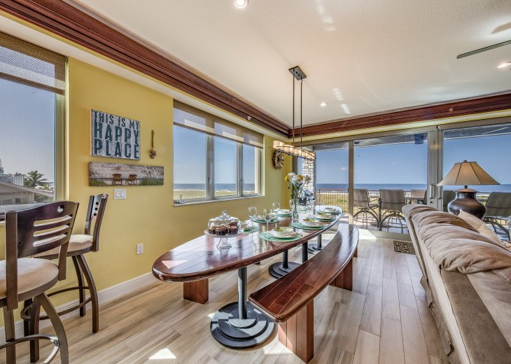 The Seascape – 8BR/9BA Beachfront, Heated Shared Pool, Private Access to Beach #24